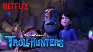Trollhunters Official Trailer HD Netflix Futures