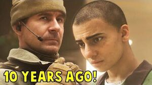 Young Captain Price Meets Farah for the First time - Call of Duty Modern Warfare (CoD 2019)