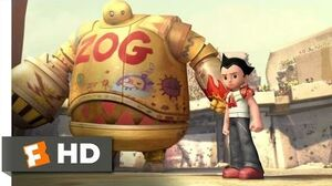 Astro Boy (8 10) Movie CLIP - I'm Old School (2009) HD