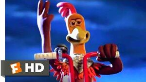 Chicken Run (2000) - Freedom Flyers Scene (9 10) Movieclips