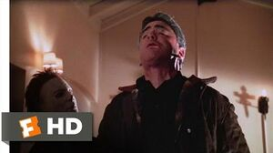 Halloween H20 20 Years Later (10 12) Movie CLIP - Chase Through the Halls (1998) HD
