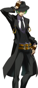 Hazama (Story Mode Artwork, Normal)