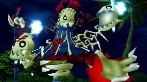 Kingdom Hearts 2 Grim Reaper Boss Fight (PS3 1080p)