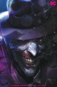 The Batman Who Laughs Vol 2 5 Joker Textless