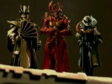 Three Shoguns