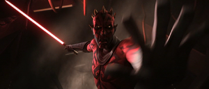 Darth Maul hand
