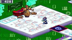 Megaman Starforce 1 - Libra Scales