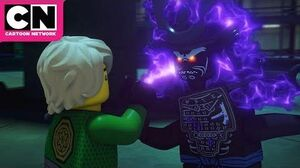 Ninjago Lloyd and Lord Garmadon's Epic Battle Cartoon Network