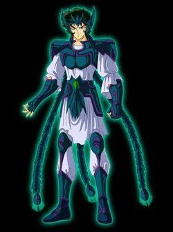 Peacock Shiva