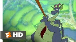 Quest for Camelot (7 8) Movie CLIP - To the Rescue (1998) HD