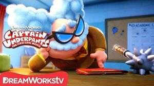 """Evil Science Teacher?!"" Official Clip CAPTAIN UNDERPANTS THE FIRST EPIC MOVIE"