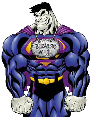 Bizarro Villains Wiki Fandom