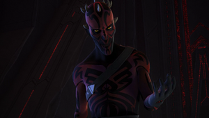 Darth Maul formerly
