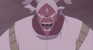 Momoshiki Demonic Form
