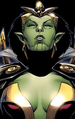 Queen Veranke (New Avengers Vol 1 40)