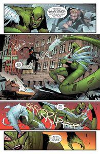 Scorpion vs Miles Morales