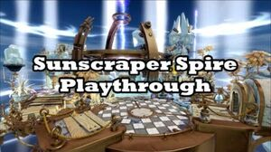Skylanders Trap Team - Sunscraper Spire Playthrough