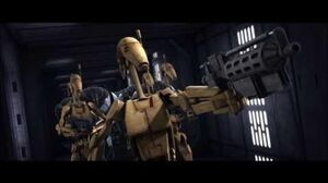 Star Wars The Clone Wars - The battle of the Outer Rim Territories