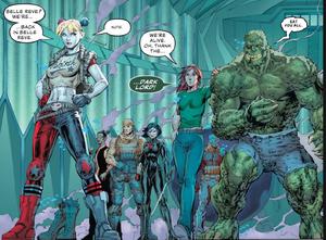 Suicide Squad Prime Earth 0005