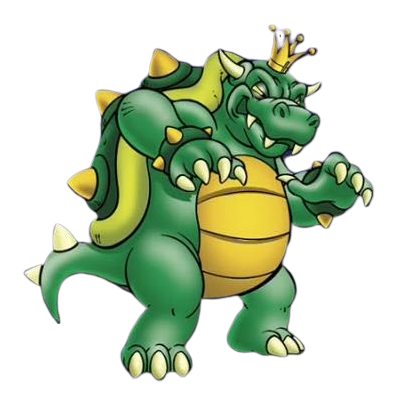 King Koopa Mario Cartoons Villains Wiki Fandom