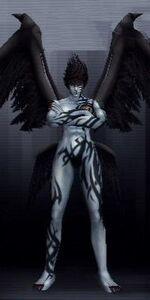 The Dark Seraphim