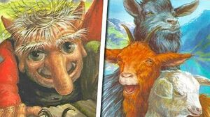 The Messed Up Origins of The Three Billy Goats Gruff Fables Explained - Jon Solo-2