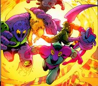 Beetles from Thunderbolts 104