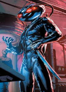 Black Manta Aquaman Rebirth 1
