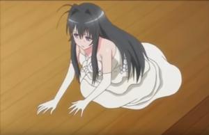 Chizuru dying