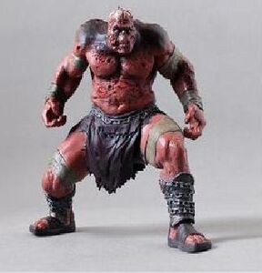 Hades Action Figure (Maskless)