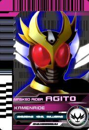 Kamen Ride Agito