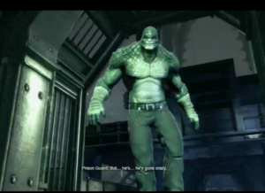 Killer Croc in his younger years in the Nexus at Blackgate.jpg
