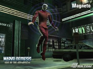 Magneto (Rise of the Imperfects)