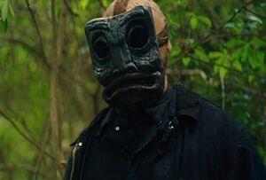 Masked Billy Murphy