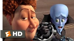 Megamind (2010) - Megamind vs