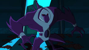 Parasite Justice League Action 0001