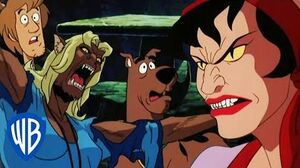 Scooby-Doo! Rescue from the Cat People Zombie Island WB Kids