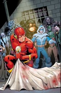 The Flash Vol 5 36 Textless