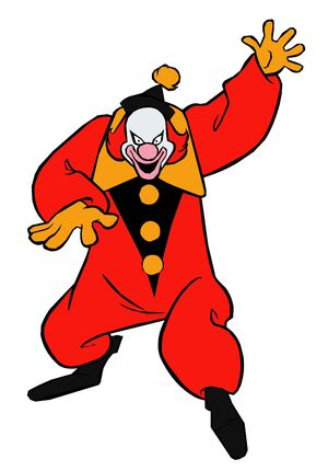 The Ghost Clown
