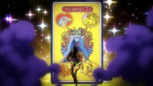 The World card