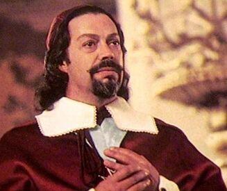 Cardinal Armand Richelieu