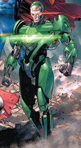 DC Rebirth Metallo 001