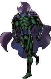 Daniel Berkhart Mysterio