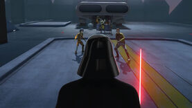 Darth Vader conformist
