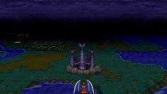 Demon's Crest Boss Battle Phalanx Bad Ending
