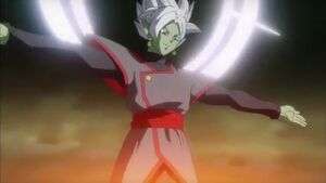 Fusion Zamasu Ring of Light