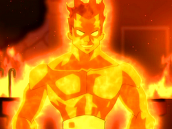 Molten Man (Mark Allan)