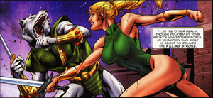 Namorita Prentiss (Earth-616) and John Jameson, Jr