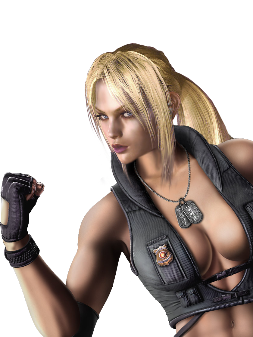 Image result for Nina Williams