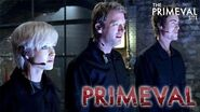 Primeval Series 1 - Episode 2 - Giant Spiders and Centipedes in the London Underground (2007)